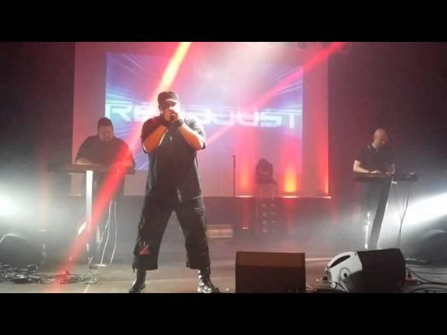 reADJUST - The Day you die (feat. De´LectriX)