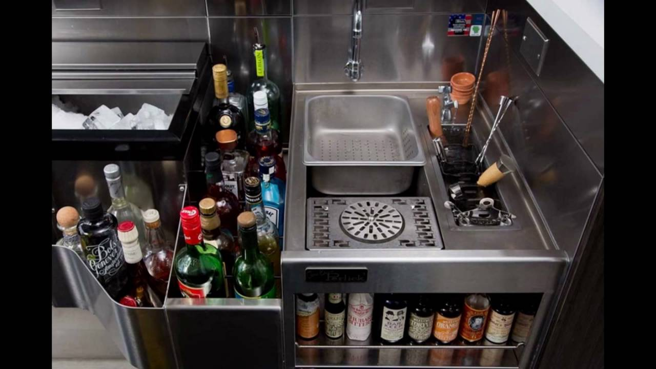Best Cocktail Station Youtube
