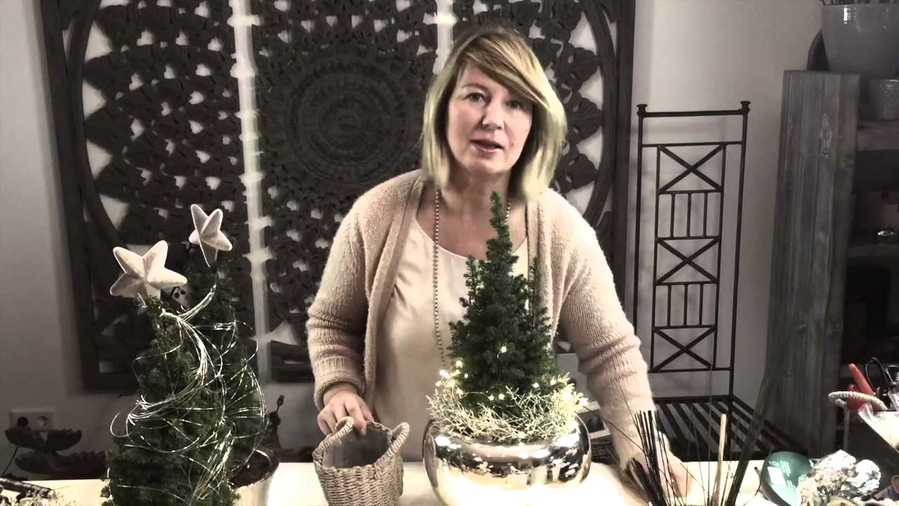 dekotipps weihnachten 2015 von imke riedebusch mein sechszehntes t rchen youtube. Black Bedroom Furniture Sets. Home Design Ideas