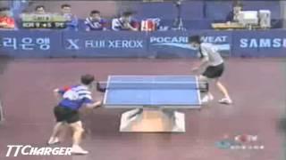 Asian Games 2002: Kim Taek Soo vs. Chiang Peng Lung