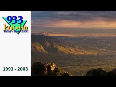 KKOB Albuquerque Montage Aircheck (1992-2003)