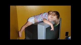 BEST FUNNY CUTE Kids Can Fall Asleep Everywhere | FUNNY Babies Video Compilation