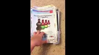 How to organize coupons! Thumbnail