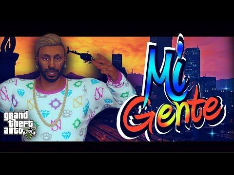 EL GTA 6!! - PARODIA MI GENTE (J Balvin , Willy William) (Parodia GTA 5)