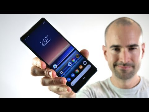 Sony Xperia 5 Hands-on Review   What's Changed vs Xperia 1?