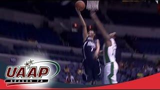 UAAP Season 78: DLSU vs AdU Game Highlights