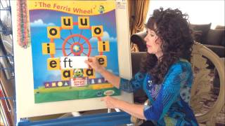 Sing, Spell, Read & Write: Blending V-C and V-CC Sounds on the Ferris Wheel - Video #5