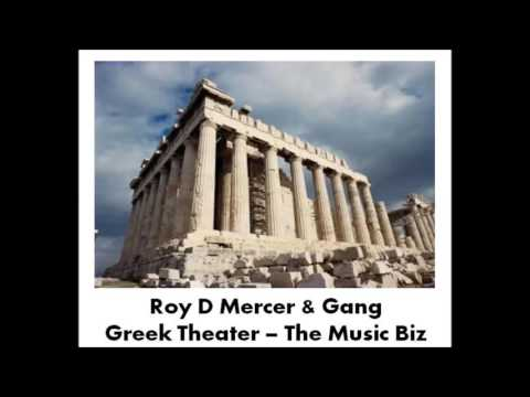 Roy D Mercer & Gang - Greek Theater - The Music Biz