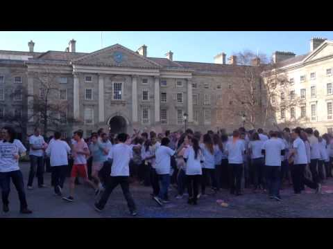 Holi Festival Trinity College Dublin