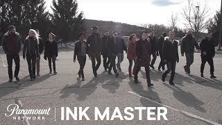 Meet The Artists Of Ink Master: Shop Wars (Season 9)