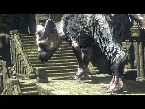 The Last Guardian   E3 2015 Trailer   PS4