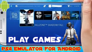 Download Letest Gloud Games APK For Android/IOS l New PS4 Buttons Fully Customized