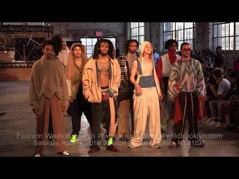 Fashion Week Brooklyn April 14, 2018 FULL