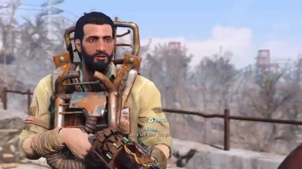 fallout 4  dr  goodfeels