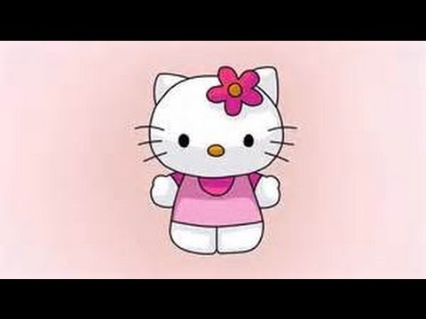 Comment dessiner hello kitty facilement dessin facile youtube - Dessin de hello kitty facile ...