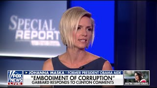 Johanna Maska on Special Report with Bret Baier