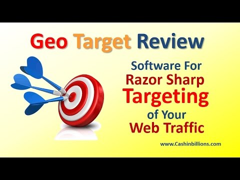 Geo Target | Geo Targeting | Best for Wordpress Facebook Mobile