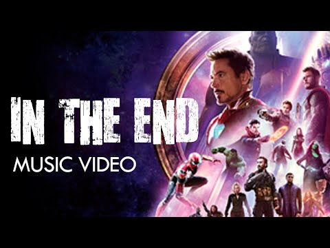 Infinity war avengers [SPOILERS] music video (tribute in the end linkin park)