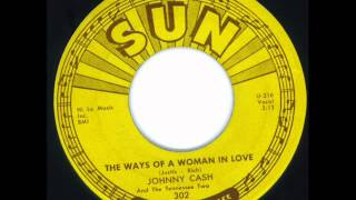 The Ways Of A Woman In Love - Johnny Cash YouTube Videos