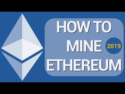 How To Mine Ethereum [Very Easy] Using Windows 10 [2019]