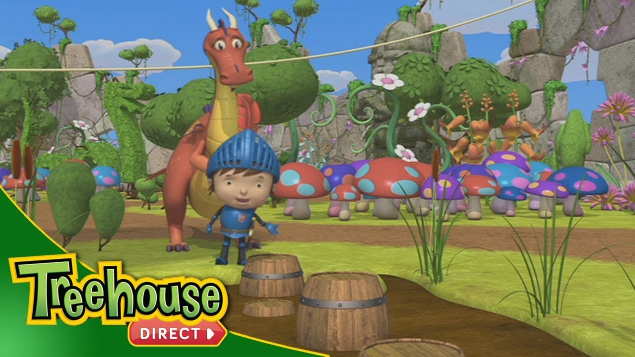 Mike The Knight | The Wooden Horse