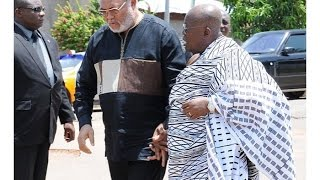 Nana Akufo-Addo Danquah with 5 top NPP officials will die before 2016 elections