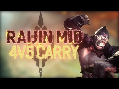how to carry as mid
