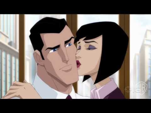 Superman: Unbound - Lois and Clark Clip