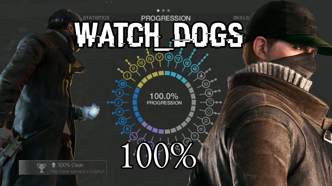 Watch Dogs   Completion Save