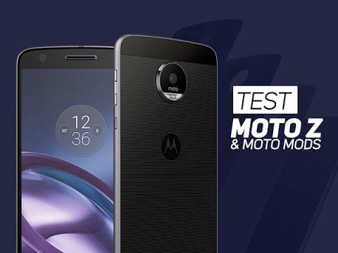 Lenovo Moto Z vs Samsung Galaxy S7 Edge - Fight of the Fingerprint .