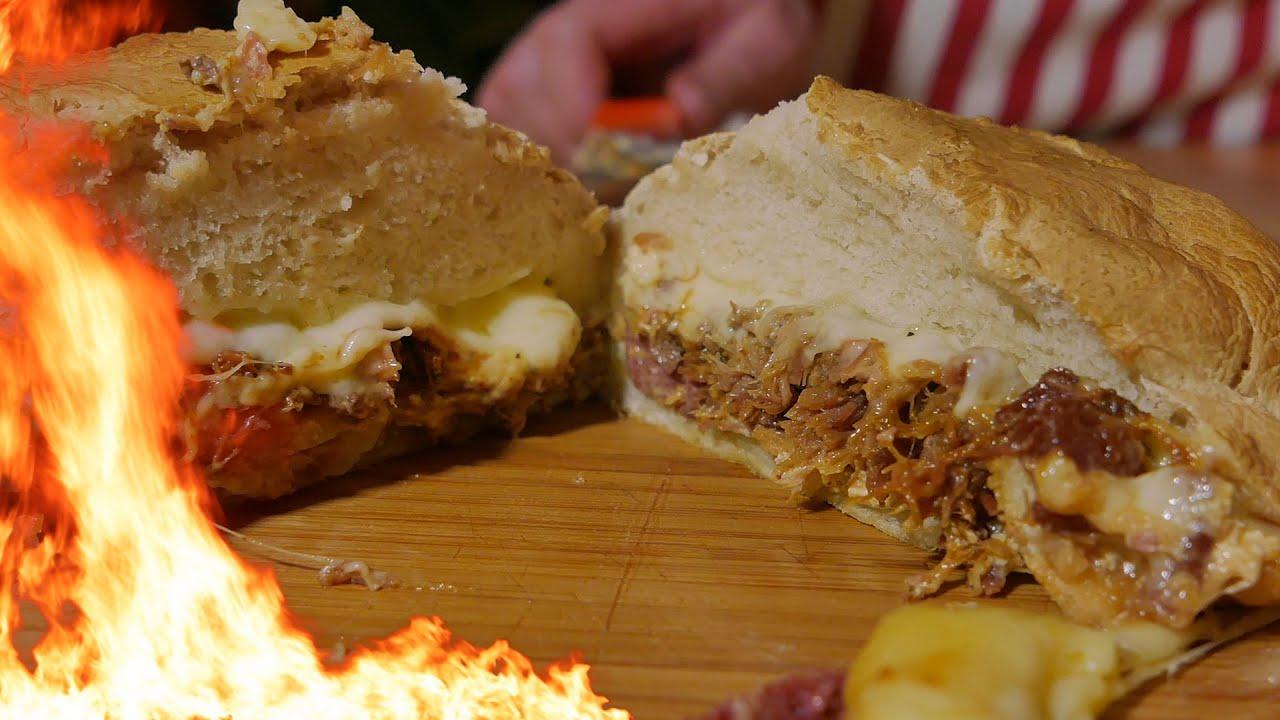 Flammkuchen Weber Holzkohlegrill : Bonusfolge flammkuchen calzone bbq grill rezept video die