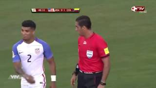 Highlights Mỹ vs Colombia 03/06/2016 Copa America 2016