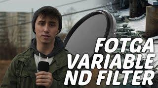 FOTGA Variable ND Filter Review