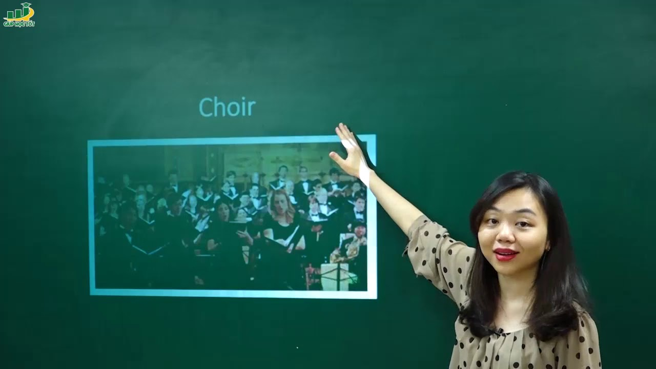 Tiếng Anh lớp 6 – Communication trang 30 Unit 3 tiếng anh lớp 6   My friends SGK tiếng anh 6 mới