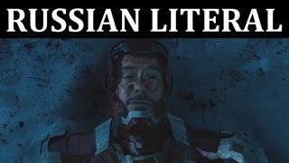 [RUSSIAN LITERAL] Железный Человек 3