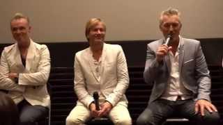 Spandau Ballet movie Q & A in Hong Kong Sept 23 2015 (4)