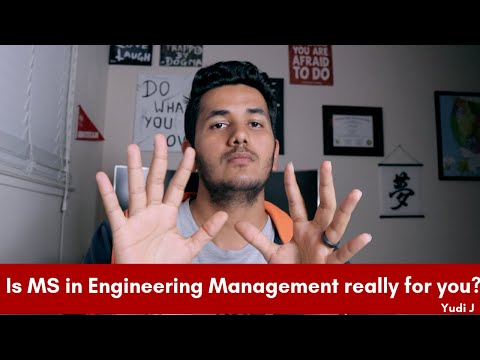 Is MS In Engineering Management Really For You? Scope, Jobs, & Reality!