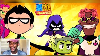 teen titans go Remix Music Video