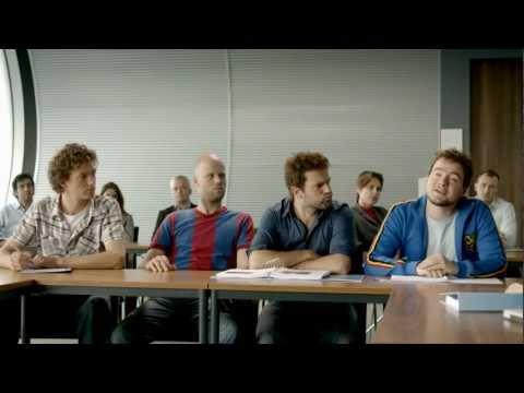 LOI Mannenavond - in het klaslokaal - Commercial 2012