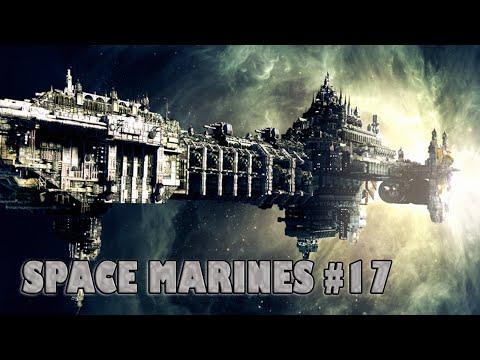 Battlefleet Gothic: Armada - Space Marines Fleet Gameplay #17