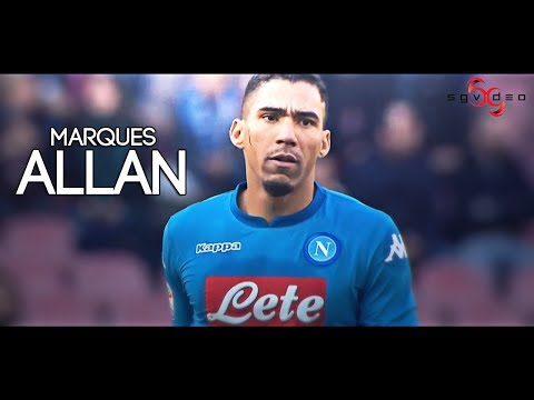 Allan Marques Loureiro | SSC Napoli - Goals, Skills & Assists 2015/2018 HD