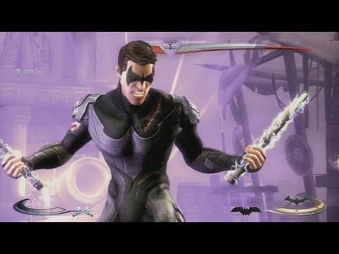 Injustice: Gods Among Us Wii U - IGN First Look