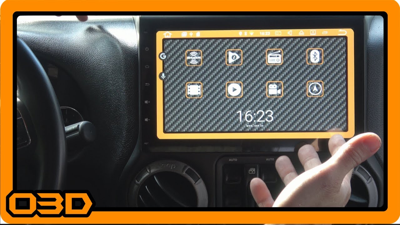 Two Week Update - Going over the Seicane Android Head Unit in a Jeep  Wrangler