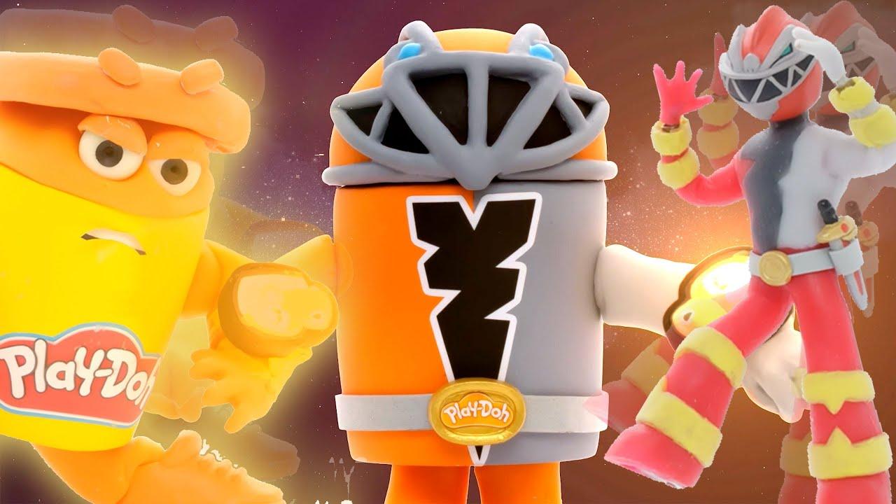 Шоу Play-Doh Сезон 2 | день героя | странице Play-Doh