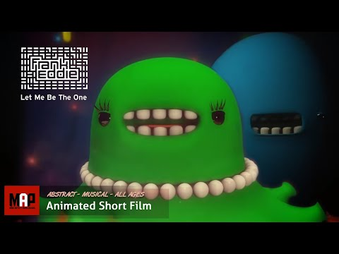 "CGI 3D Animation Short ""FRANK EDDIE: LET ME BE THE ONE"" Music Video by Mr.Kaplin & Airside Nippon"