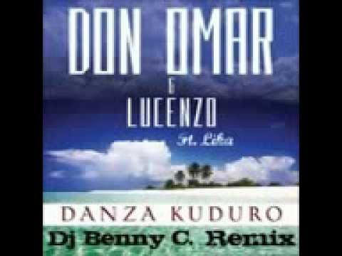 Don Omar ft. Lucenzo danza kuduro club  mix  Dj Ns