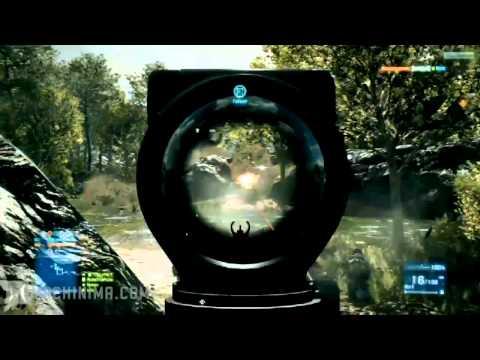 Battlefield 3 trailer OFFICIAL [HD]