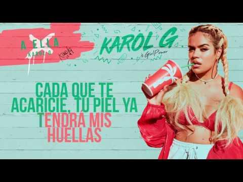 Karol G - A Ella [Karaoke]