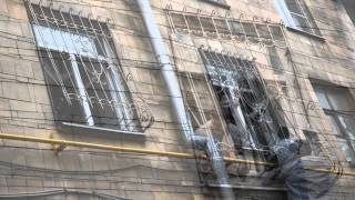 Установка кованых решеток на окна 10 10(, 2014-10-21T12:09:28.000Z)