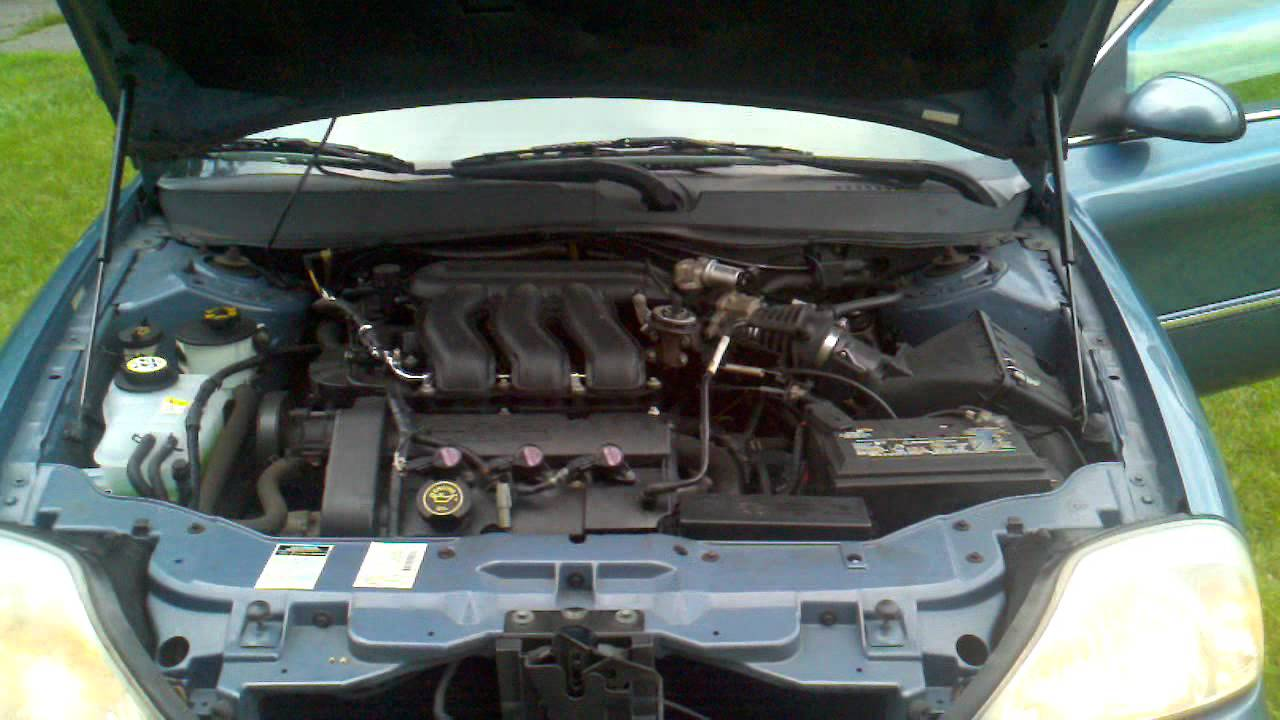 2000 Mercury Sable Engine Diagram